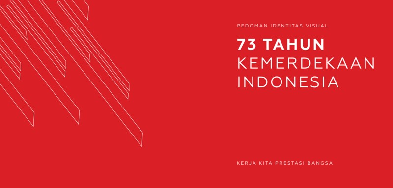 Dirgahayu Indonesia Ku 73th